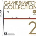ゲームウォッチのタイトルを収録した『GAME & WATCH COLLECTION2』