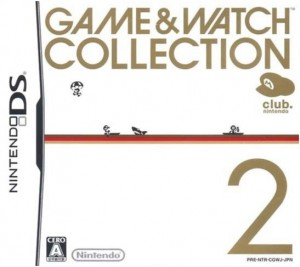 GAME & WATCH COLLECTION2
