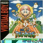 バーチャルテニスゲーム『マリオズテニス』