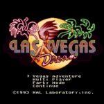 HAL研究所が開発したカジノゲーム『ラスベガスドリーム』