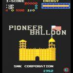 気球を操作してゴールを目指す『パイオニアバルーン』